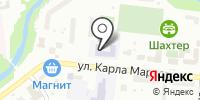 Начальная общеобразовательная школа №54 им. В.И. Сизикова на карте