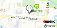 Ацтек на карте