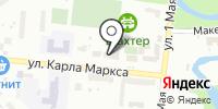 Детская школа искусств №53 на карте