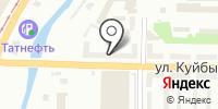 Премьер на карте