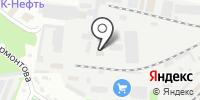 Основной поставщик-Новокузнецк на карте
