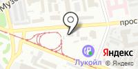 Мой Диплом на карте