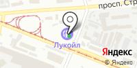 АЗС ПРЕМИУМ на карте