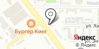 Лицензионно-разрешительный отдел УВД по г. Новокузнецку на карте