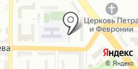 МДС на карте