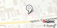 НГИУВ на карте