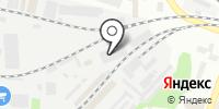 Аккурат на карте