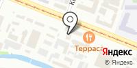АкваСиб на карте