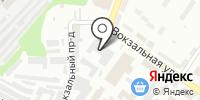 КузбассСнаБ на карте