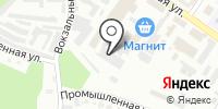 Палисад на карте