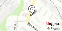 АвтоНК на карте