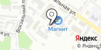 СК ВСТ на карте