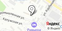 Нк-Зим на карте