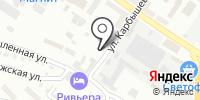 Трансвик на карте