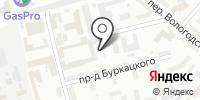 Специальный приемник УВД по г. Новокузнецку на карте