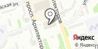Новоильинская малая ледовая арена на карте