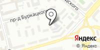 Попов С.В. на карте