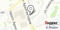 Web-Zona на карте