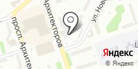 Золушка на карте