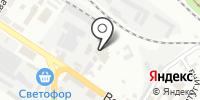 Взлет-Кузбасс на карте