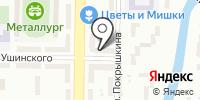 Центрпродсервис на карте