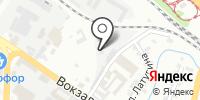 Промстройцемент на карте