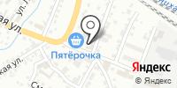 СУПР на карте