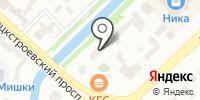 Гудбай Аква на карте