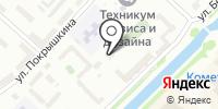 Изопласт на карте