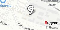 Новокузнецкий комбинат хлебопродуктов на карте