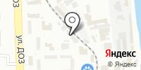 Бенчук А.М. на карте