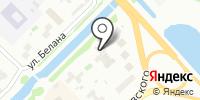 Сентябов П.А. на карте