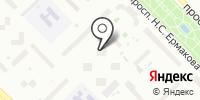 БАЛУН на карте