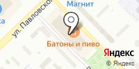 Сибирский экспертный центр на карте
