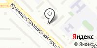 Пивточка на карте
