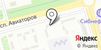 КомпЭксперт на карте