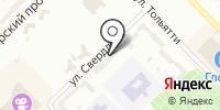 Абрамов П.А. на карте