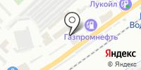 Чистократ на карте