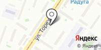 Гарус на карте