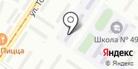 Детский сад №205 на карте