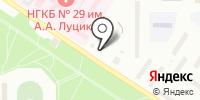 Холод на карте