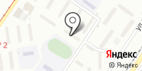 Райсер на карте