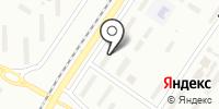 Денис на карте