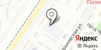 Детский сад №272 на карте