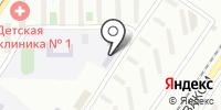 Детский сад №177 на карте