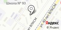 Нотариус Воронин А.А. на карте
