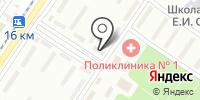 Отдел Военного комиссариата Кемеровской области по Заводскому и Новоильинскому району г. Новокузнецка на карте