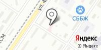Элигомед на карте