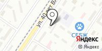 Лаба на карте