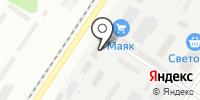 Пожарная часть №13 на карте